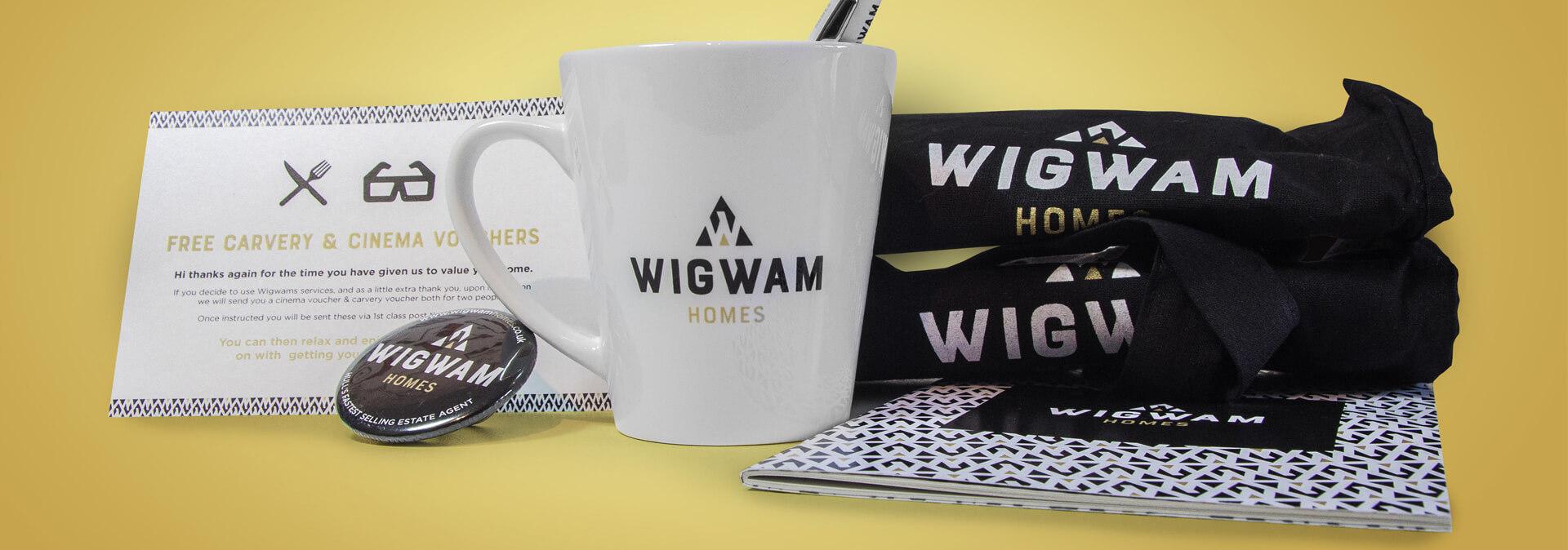 Wigwam Homes Estate Agents
